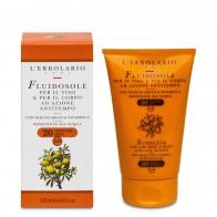 Fluid za sunčanje za lice i tijelo protiv starenja kože SPF 20