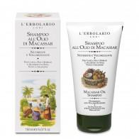 Šampon s macassar uljem