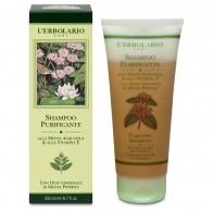 Pročišćavajući šampon s vodom metvice i vitaminom E