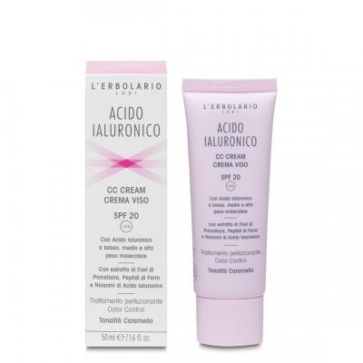 CC krema za lice - Karamel Acido Ialuronico