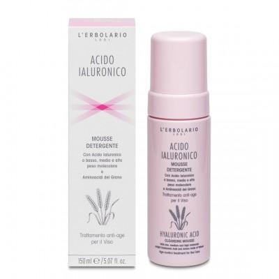 Pjena za čišćenje lica Acido Ialuronico