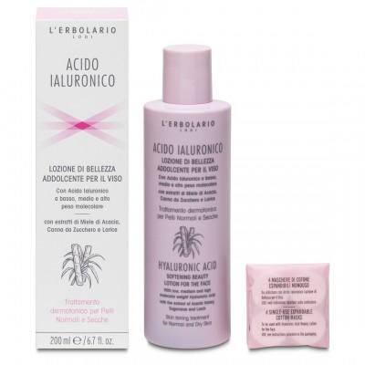 Losion za lice za normalnu do suhu kožu Acido Ialuronico