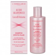 Šampon s efektom filera Acido Ialuronico Luce&Volume