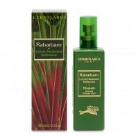 Osvježavajući dezodorantni losion Rabarbaro