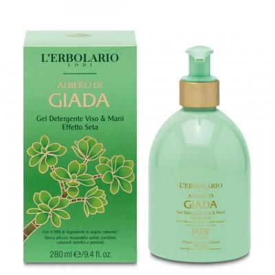 Gel za čišćenje lica & ruku Albero di Giada