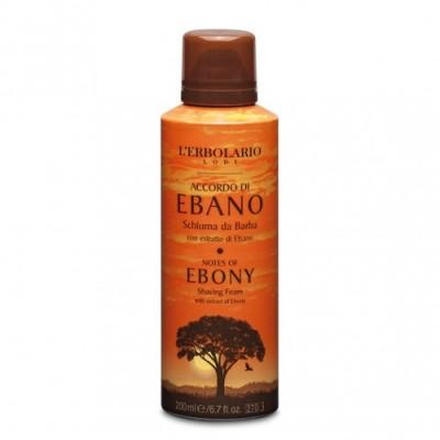 Pjena za brijanje Accordo di Ebano