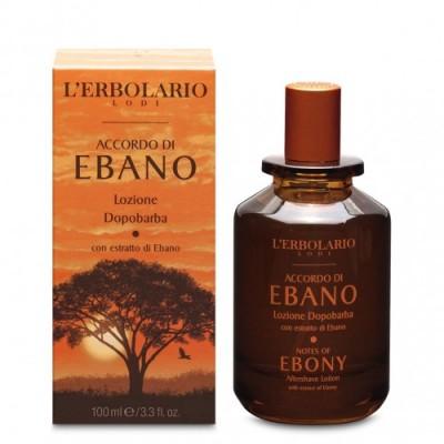 Losion za poslije brijanja Accordo di Ebano