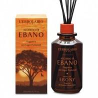 Miris za prostor s drvenim štapićima Accordo di Ebano