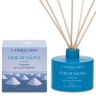 Miris za prostor s drvenim štapićima Fior di Salina