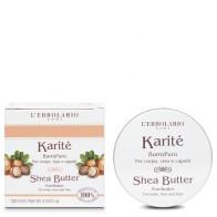 Čisti maslac za tijelo, lice i kosu Karité