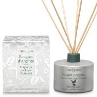 Miris za prostor s drvenim štapićima Bouquet d'Argento