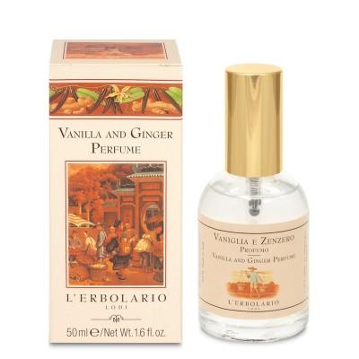 Parfem Vaniglia e Zenzero 50 ml