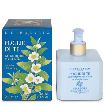 Foglie di Tè gel za pranje lica i ruku