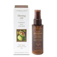 Svjetlucavo ulje za lice, tijelo i kosu