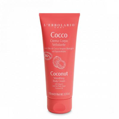 Svilenkasta krema za tijelo Cocco